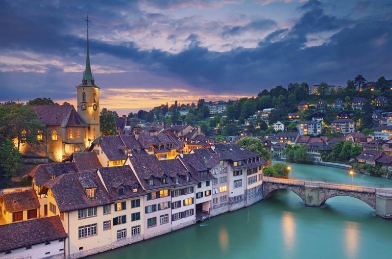 برن السويسرية