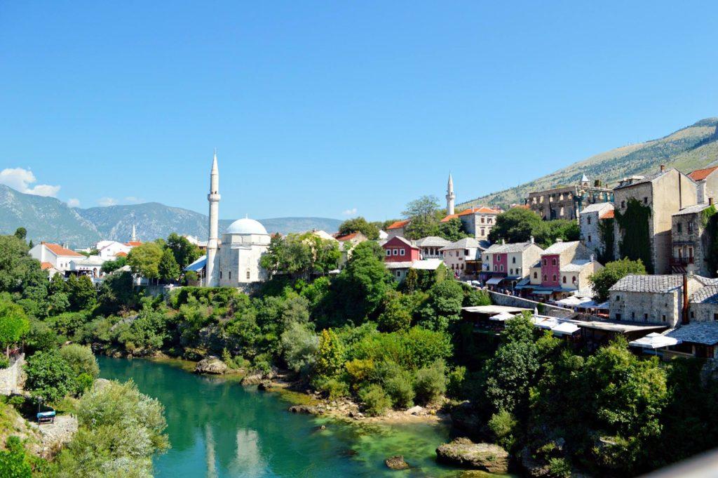 السفر في الخريف - البوسنة