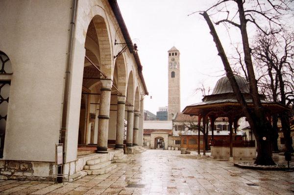 مسجد خسرو بيك