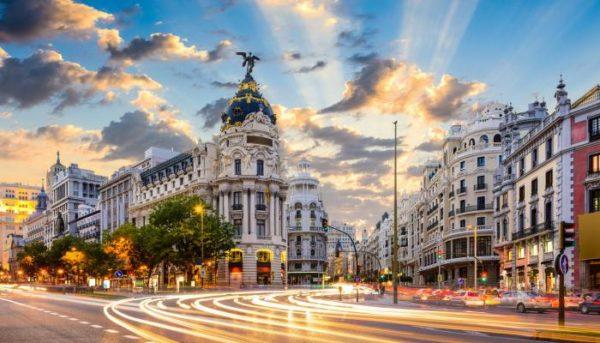 الطعام في اسبانيا