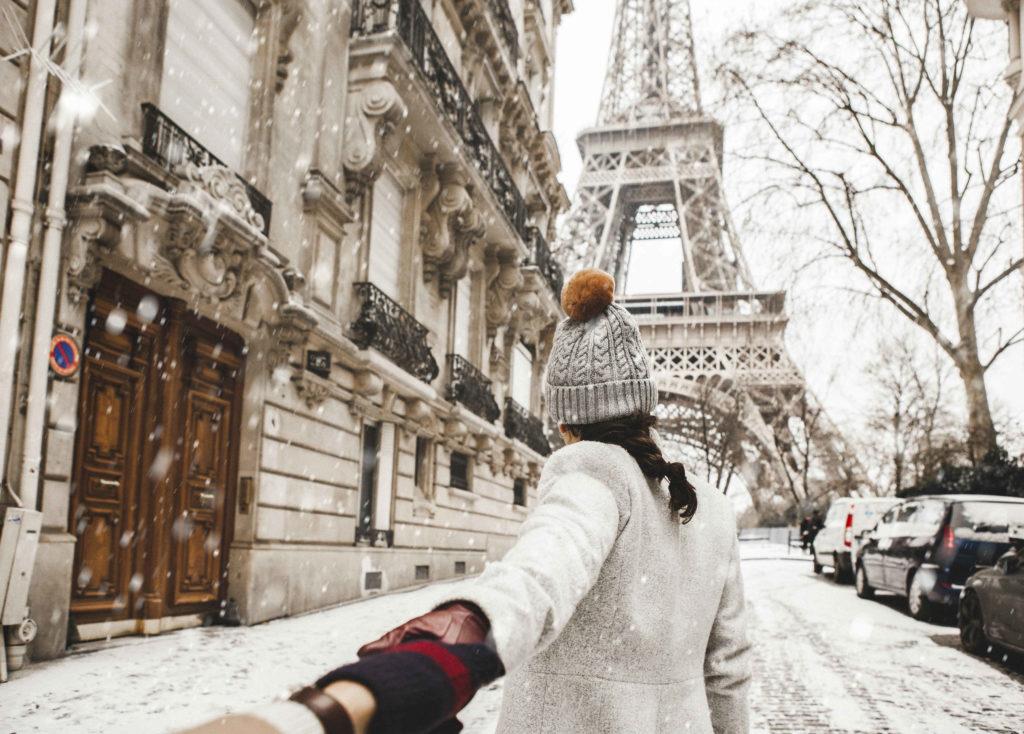 رومانسية باريس
