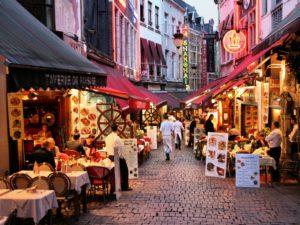 أفضل 25 دولة سياحية في 2019- بلجيكا