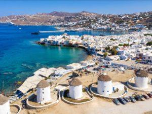أفضل 25 دولة سياحية في 2019 -اليونان