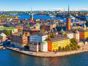 السويد - أفضل 25 دولة سياحية في 2019