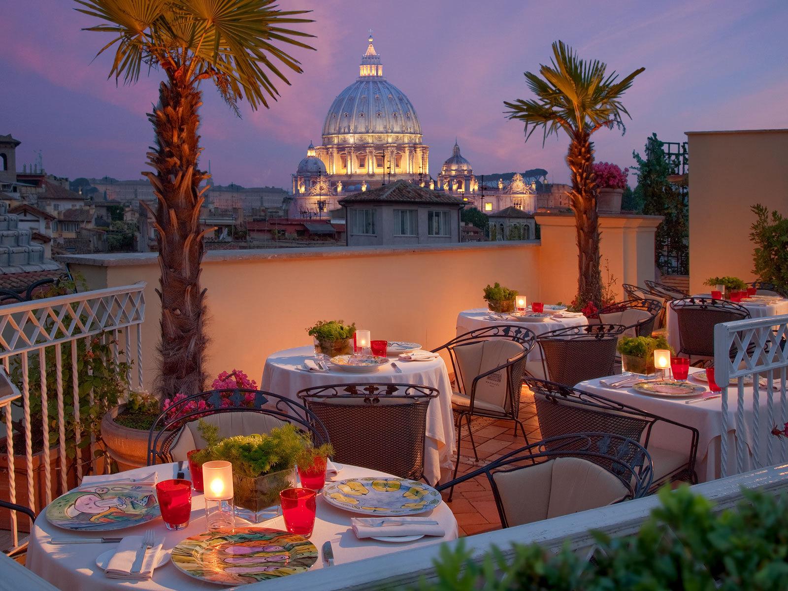 مطاعم-روما