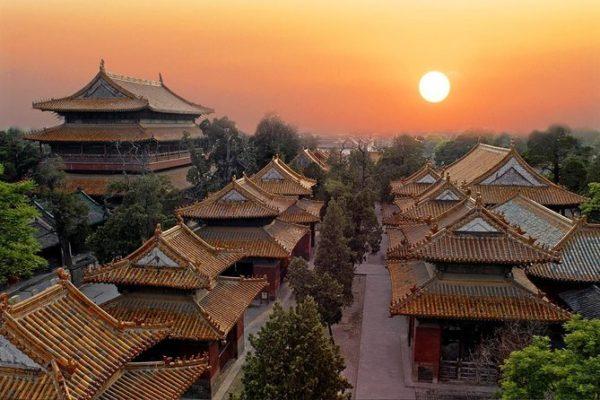 معبد كونفوشيوس - السياحة في الصين