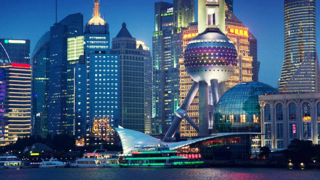 شنغهاى - السياحة في الصين