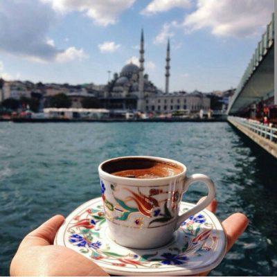 القهوة على البسفور - اسطنبول
