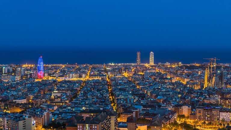 سياحة عوائل برشلونة