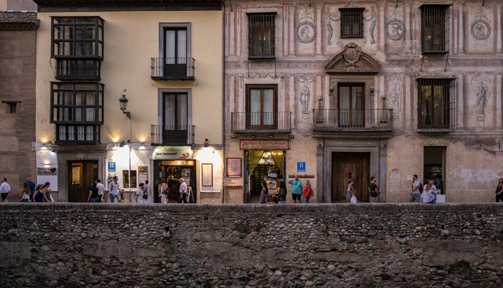 شارع كاريرا ديل دارو - السياحة في إسبانيا