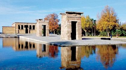 معبد ديبود المصري