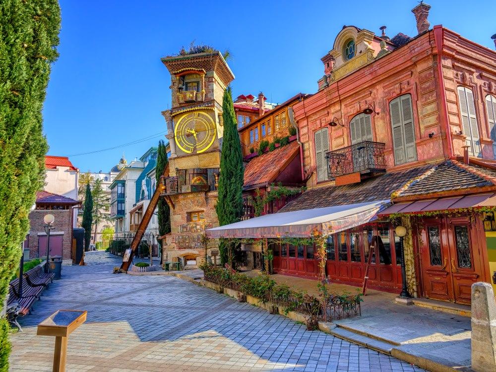 جورجيا المدينة القديمة